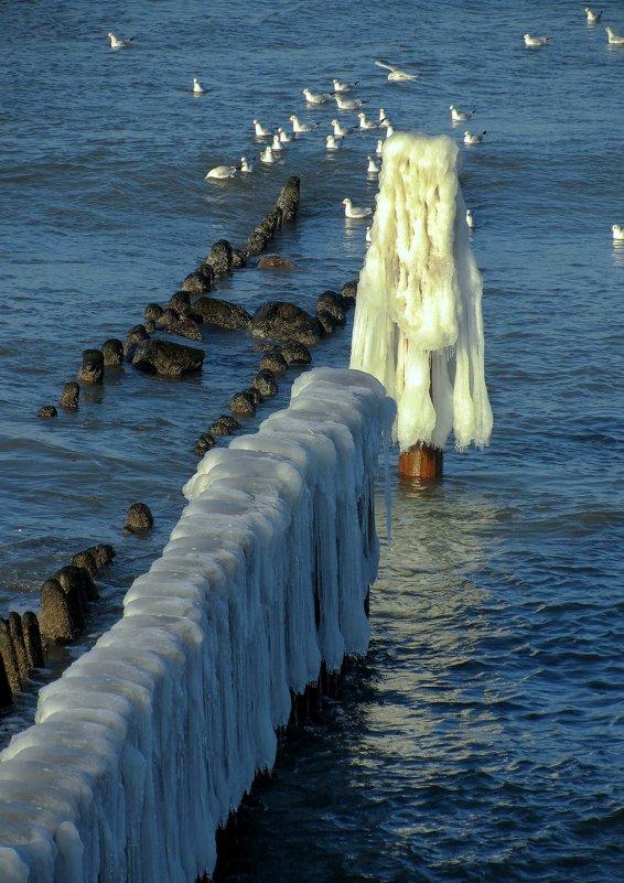 Зима и Море - Сергей Карачин