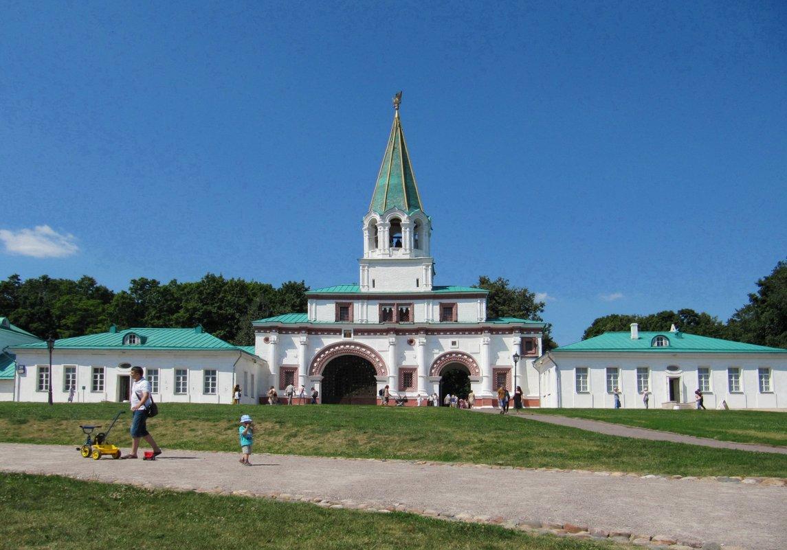 Коломенское - Вера Щукина