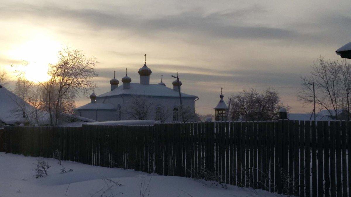 Старая церковь - Елена ***