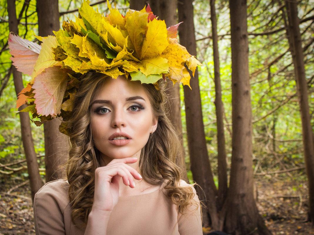 мисс осень - Наталья