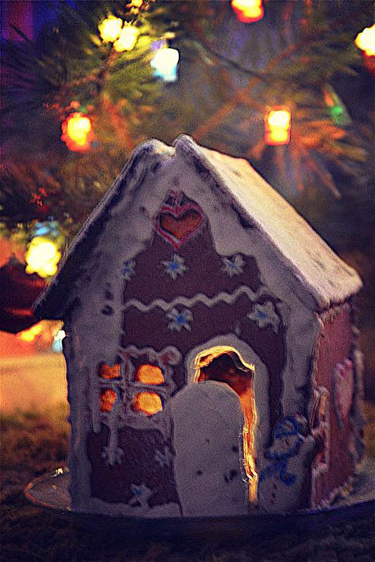 Пряничный домик)) - Любовь