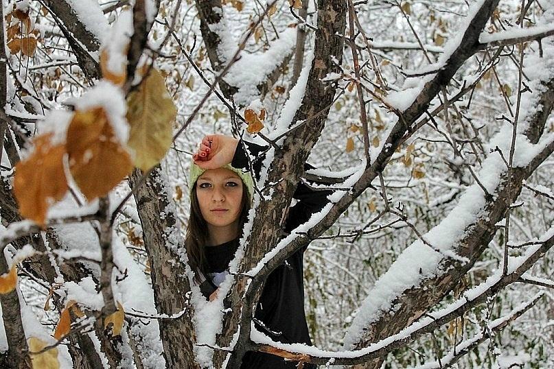 Зима - Дмитрий Бочков