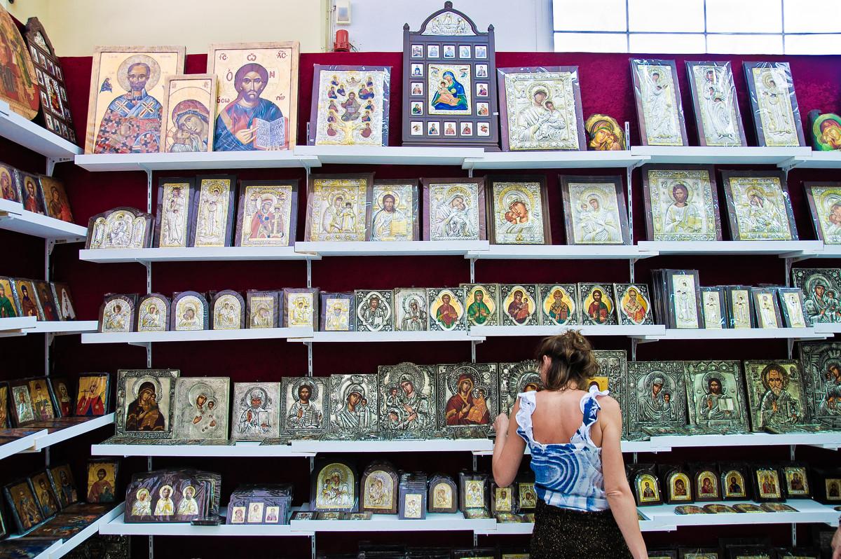 Магазин икон В Греции - saratin sergey