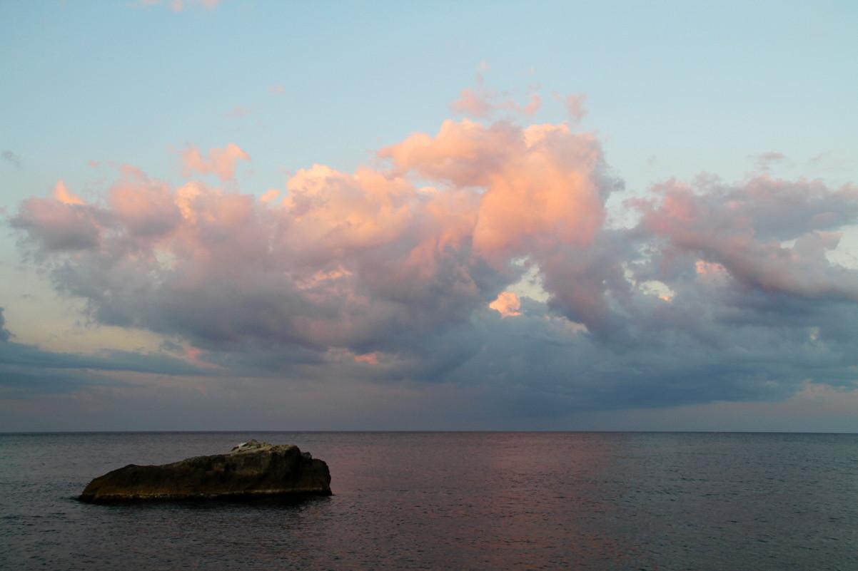 утренний морской сюжет - valeriy g_g
