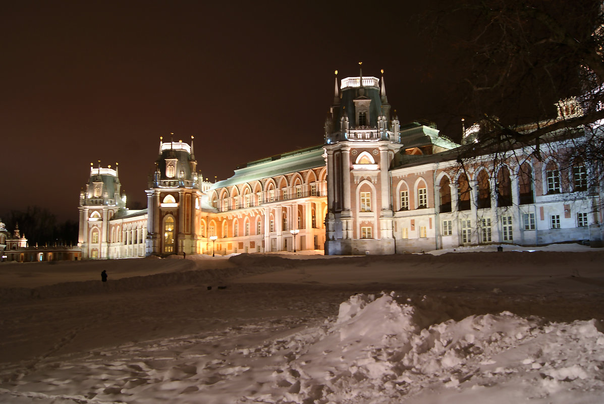 Александровский дворец в Царском Селе - Максим Ершов