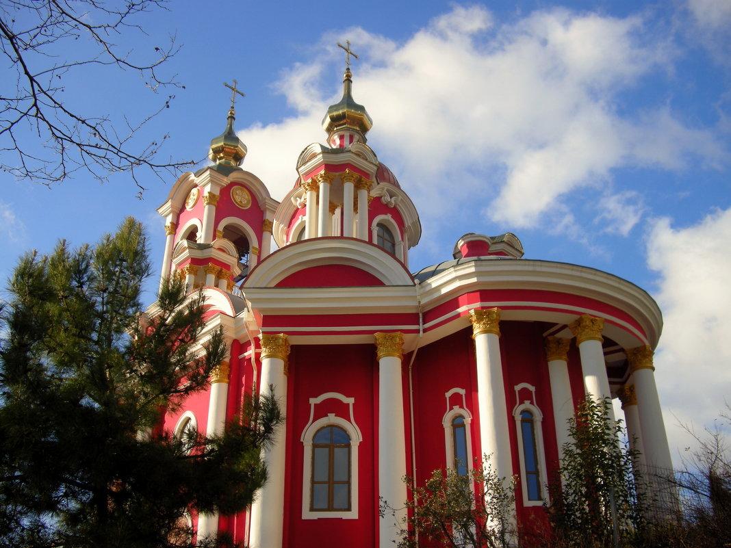 Храм Пантелеимона Целителя (2) - дмитрий панченко