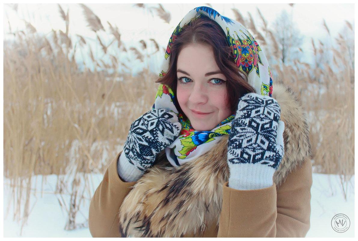 Прогулка в зимний день - Максим Минаков
