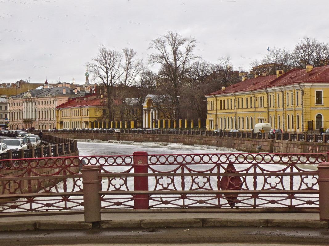 Красный мост через Мойку - Елена