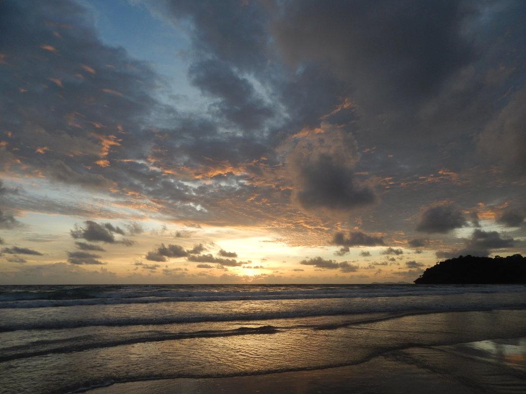 Закат на острове Ко Куд. - Лариса (Phinikia) Двойникова