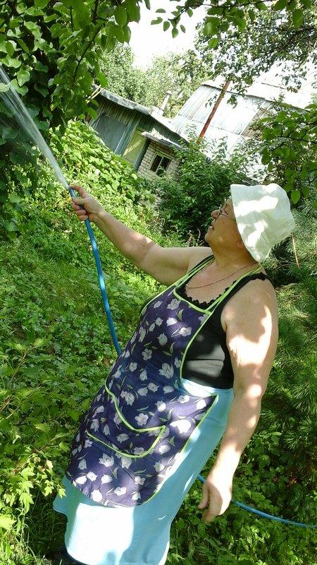 Поливаем сад и огород - Дмитрий Никитин