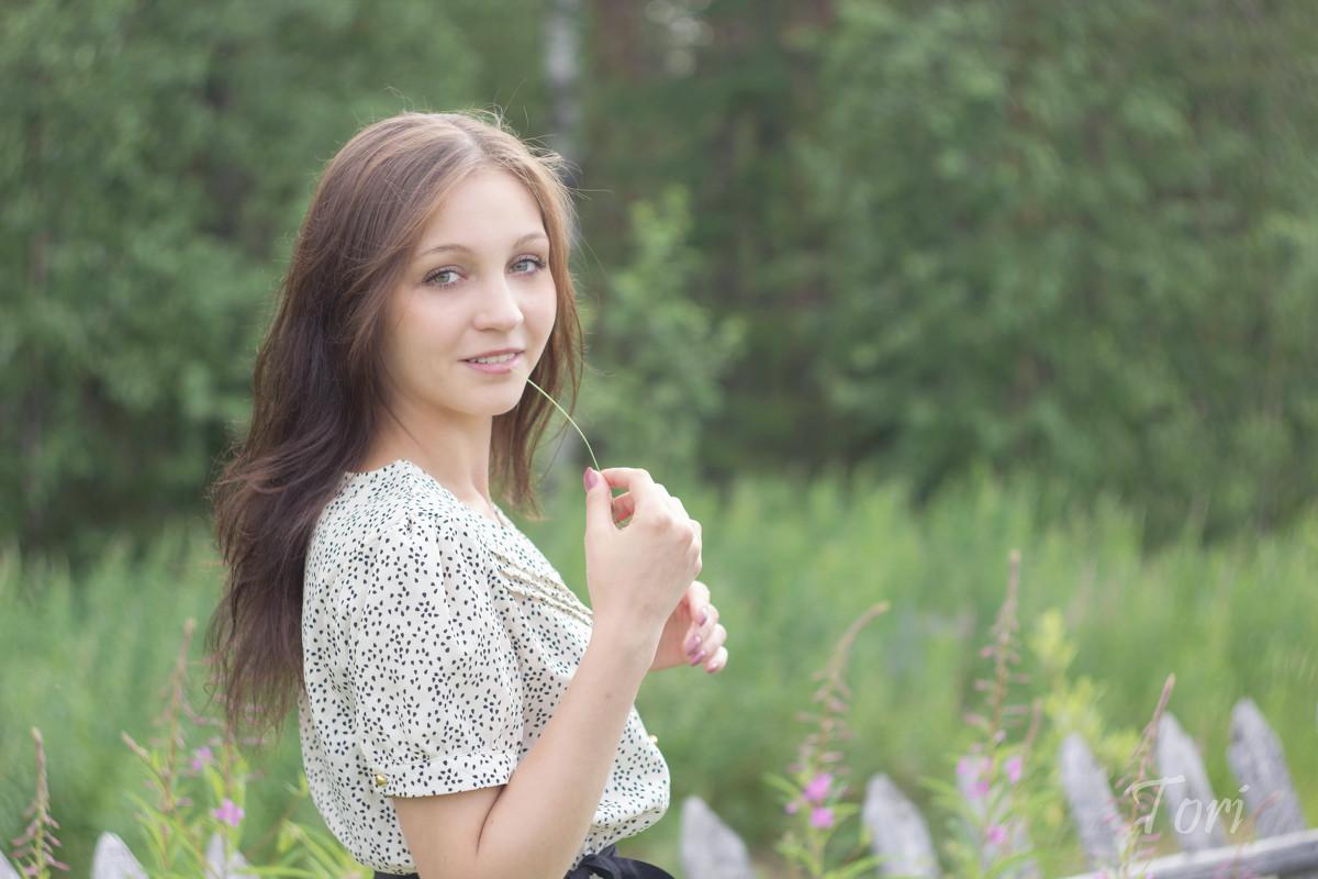 лето - Екатерина Тележенко