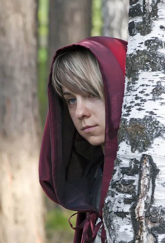 Девушка в плаще - Александр Баканов