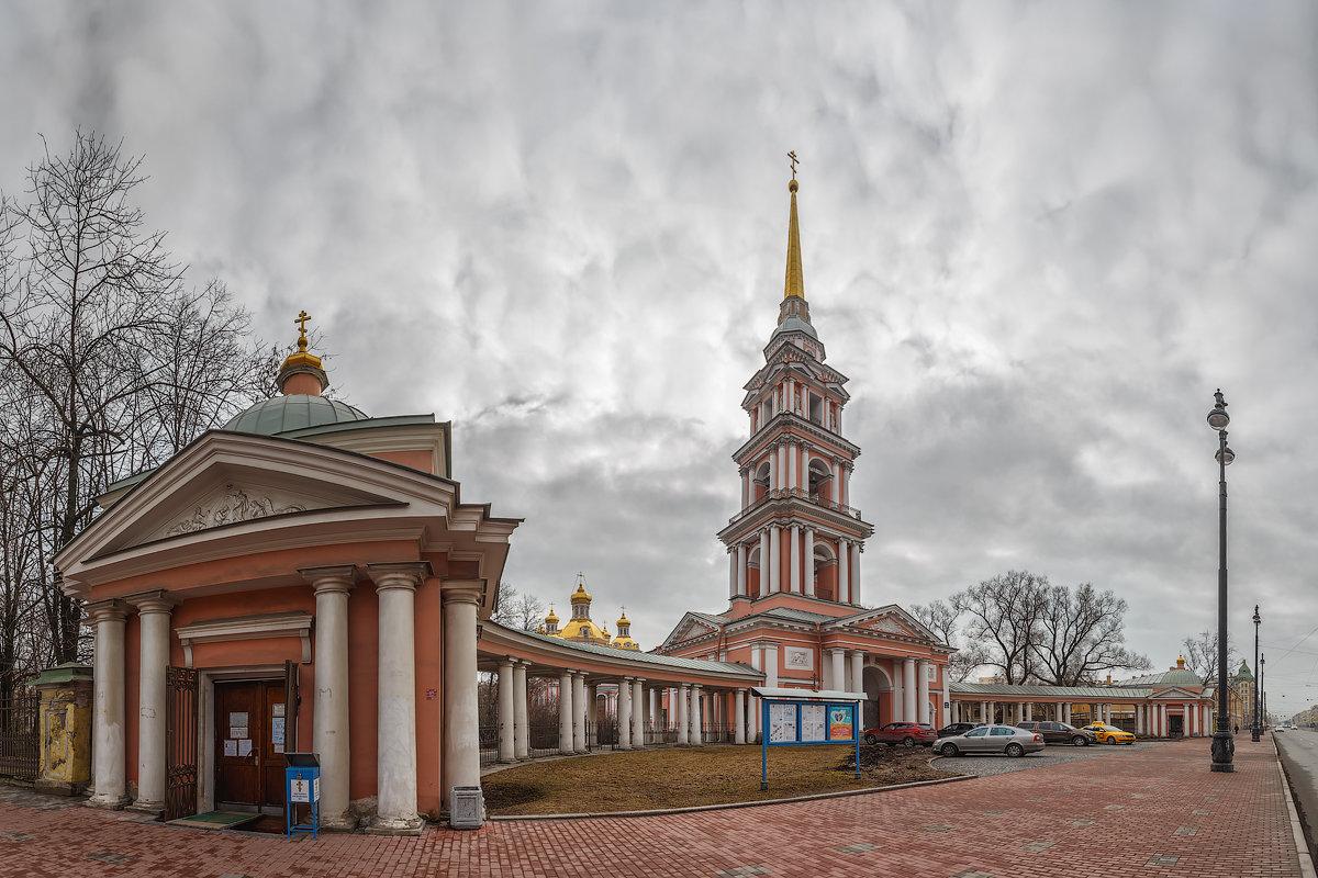 Храм святых Кирилла и Мефодия, Спб - Александр Кислицын