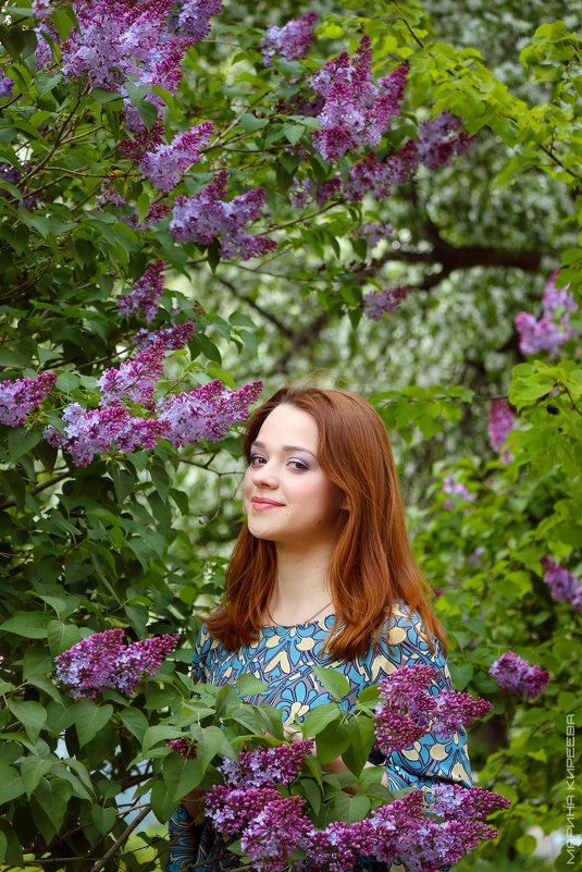 Алина - Марина Киреева
