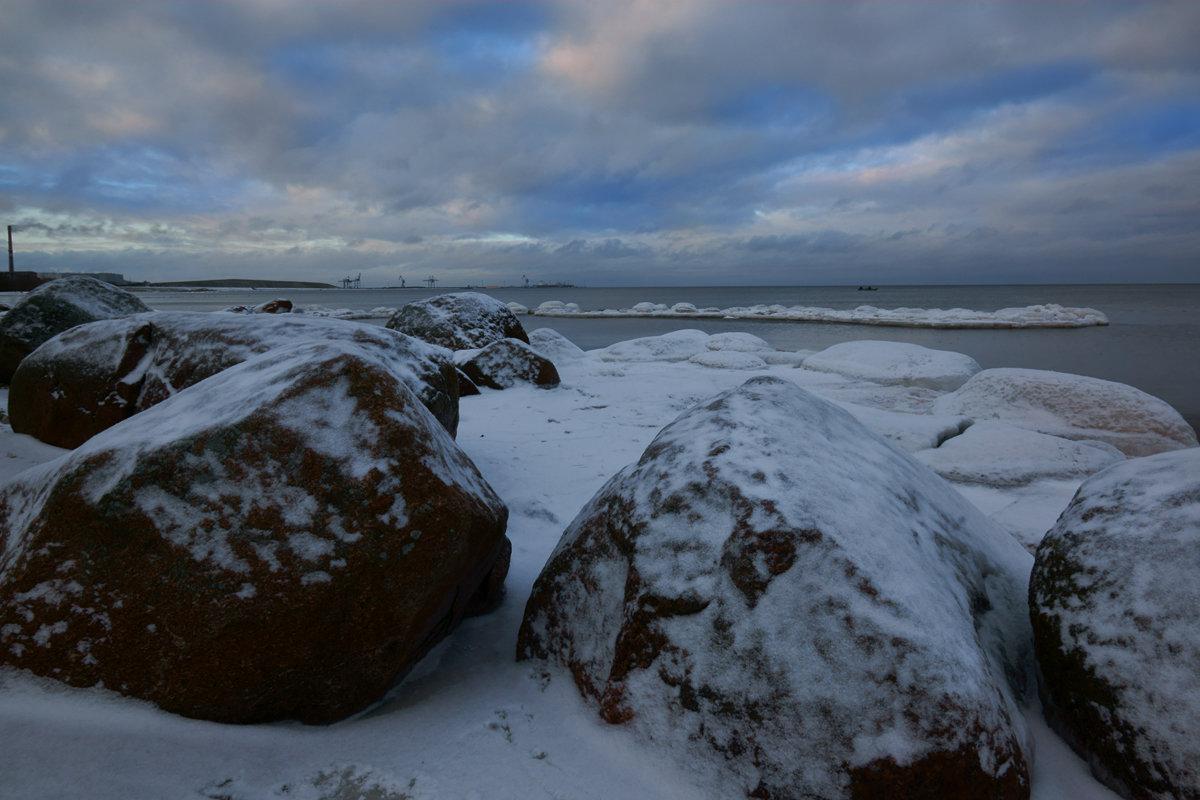 Финский залив - Alex