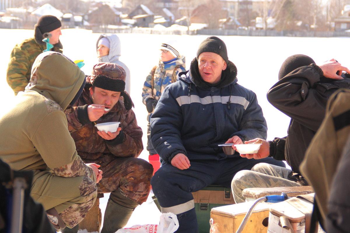 Рыбацкая уха... - Александр Широнин