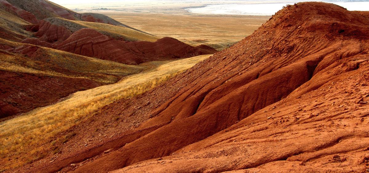 На Марсе - Dr. Olver  ( ОлегЪ )