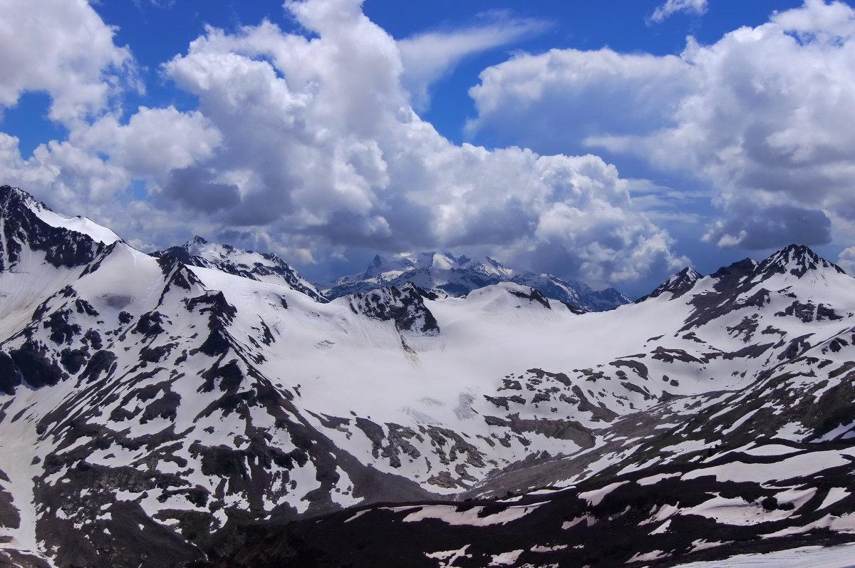 Снега и облака - Ольга СПб