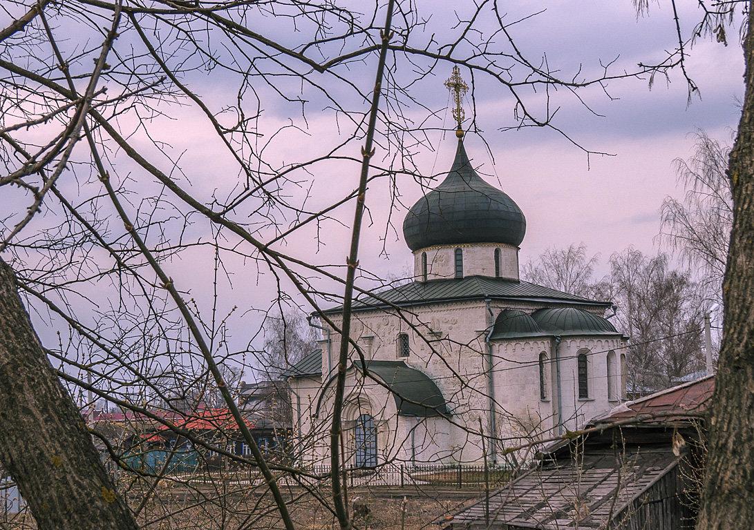 Георгиевский храм - Сергей Цветков