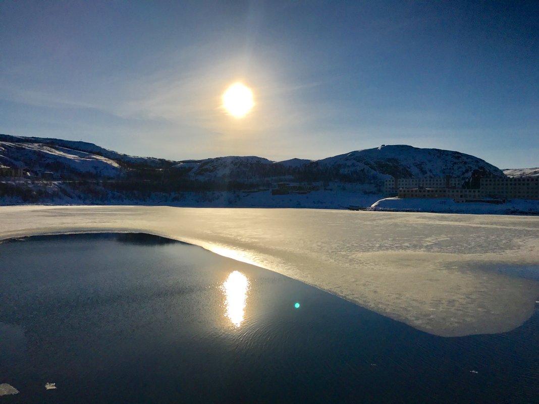 Морозное утро - Oleg Akulinushkin