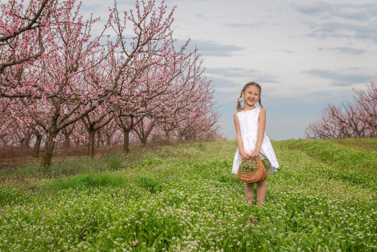 Персиковый сад - Алексей Яковлев
