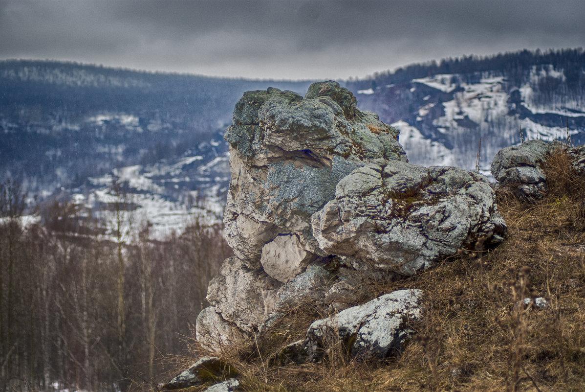 Горы в р-не города Губаха - Александр Буторин