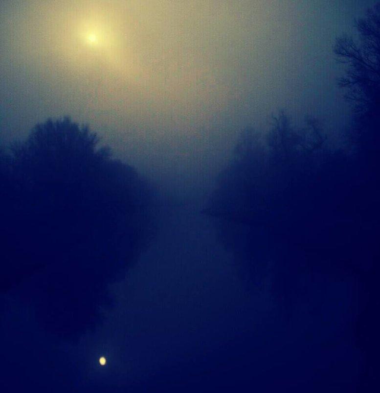 Стрижень в тумане - Денис Бугров