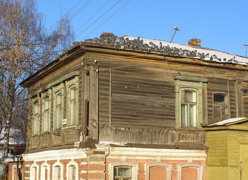Голуби на крыше - Анна Воробьева
