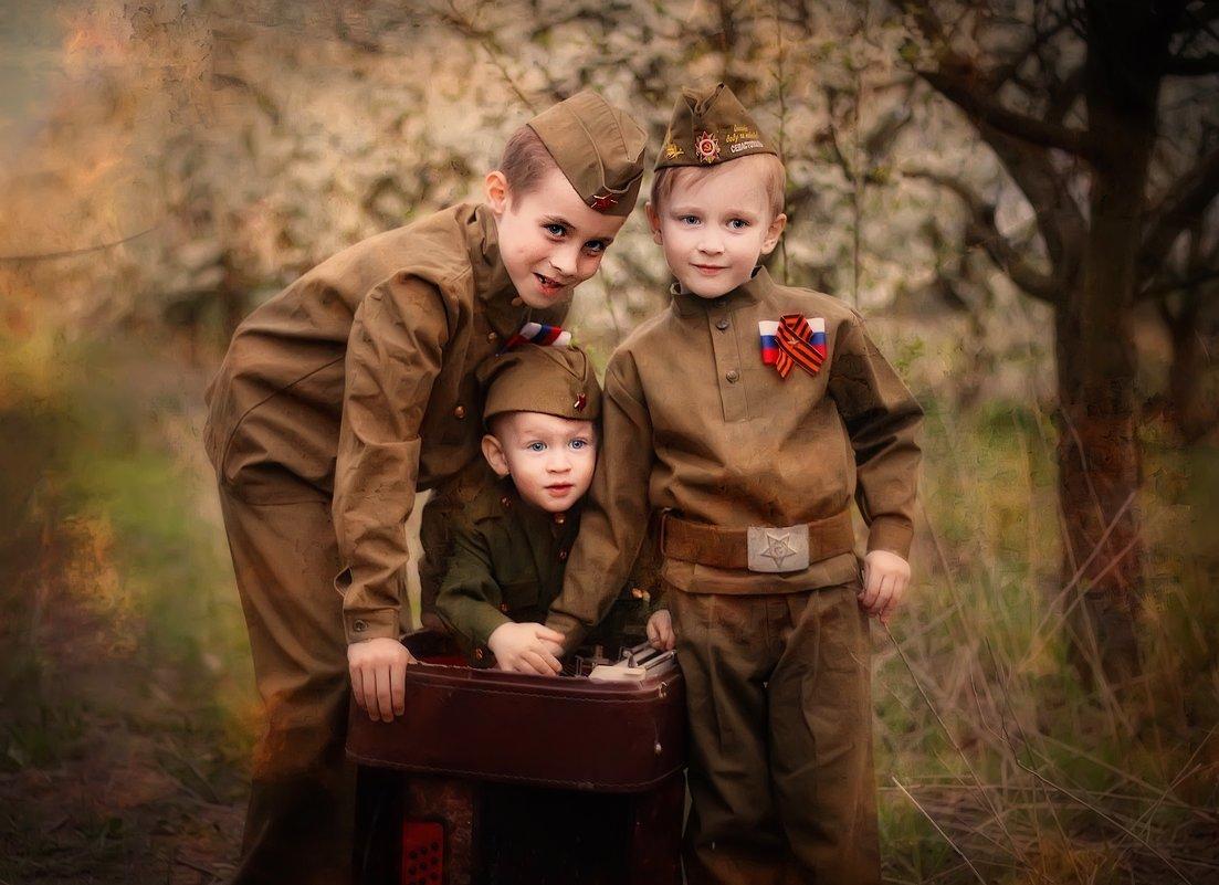 Три весёлых друга) - Violafoto5