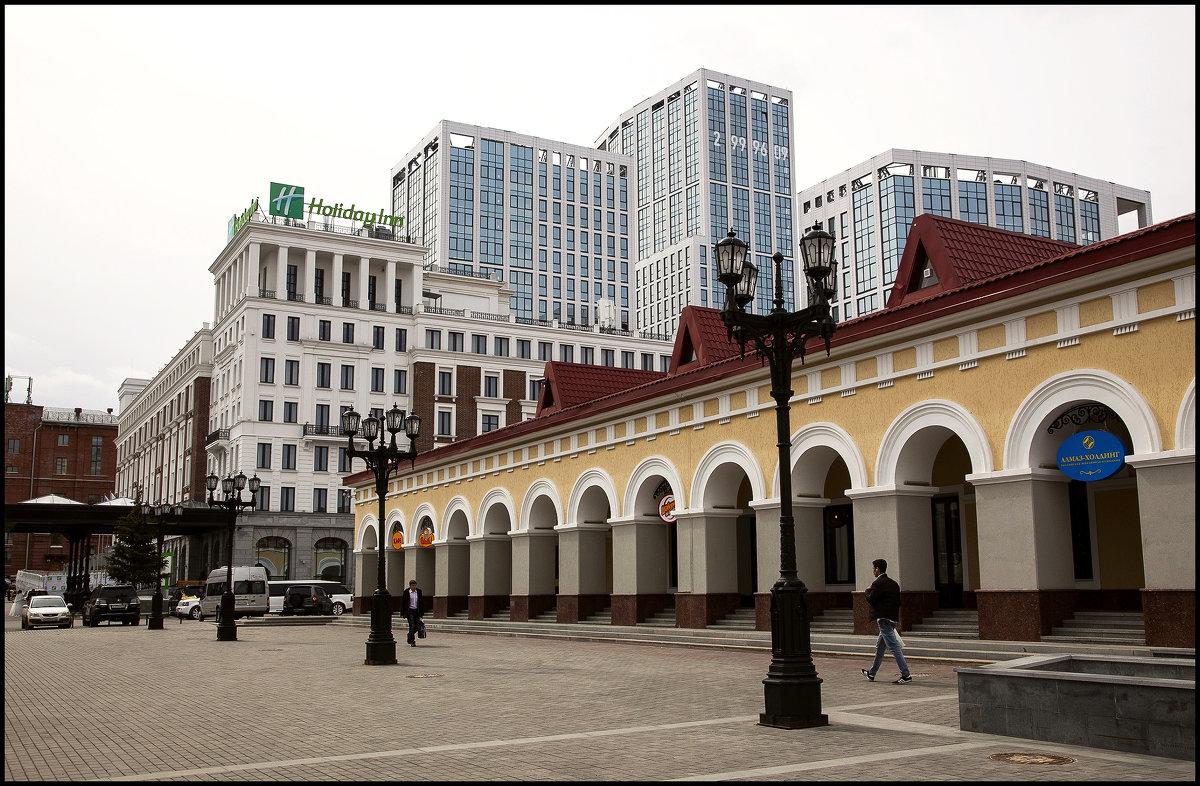 Торговая площадь - Алексей Патлах