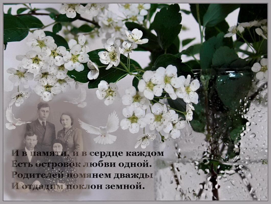 Радоница — мостик к нашим близким, что когда-то в мир иной ушли... - Людмила Богданова (Скачко)