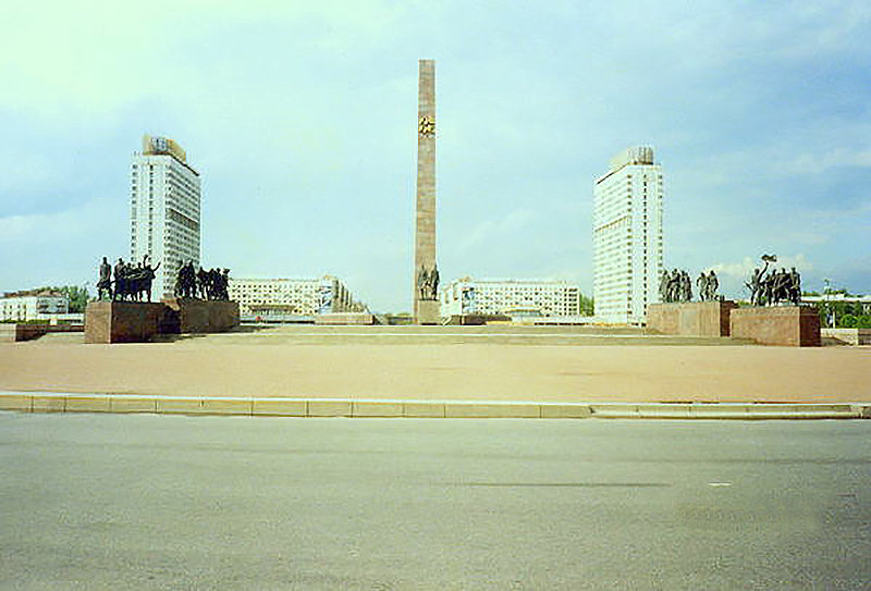 мемориал о блокаде Ленинграда - Miko Baltiyskiy