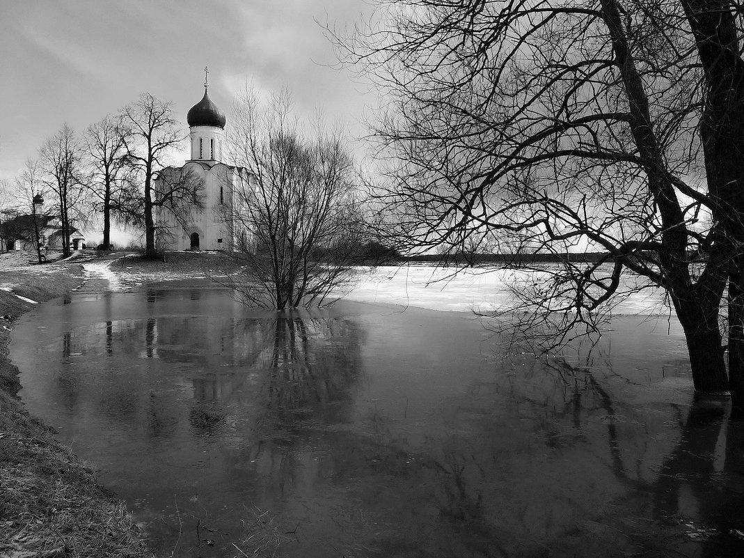 У храма Покрова! - Владимир Шошин