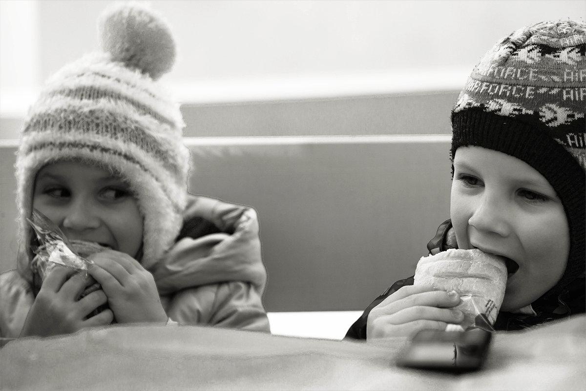 Дружба дружбой, а еда ...)) - Алена Афанасьева