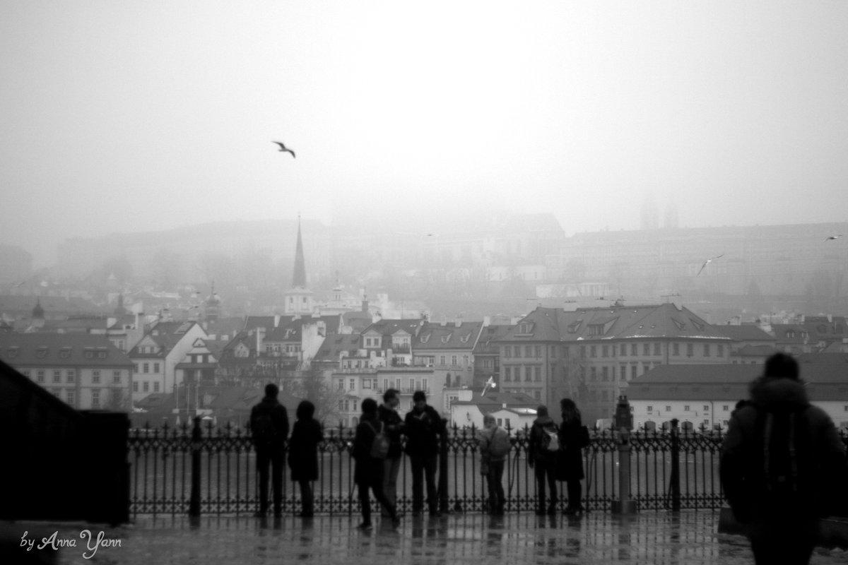 Прага - Анна Янн