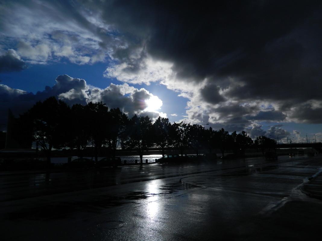 После дождя.... - Lina Liber