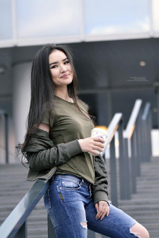 Бека - Евгения Лягаева