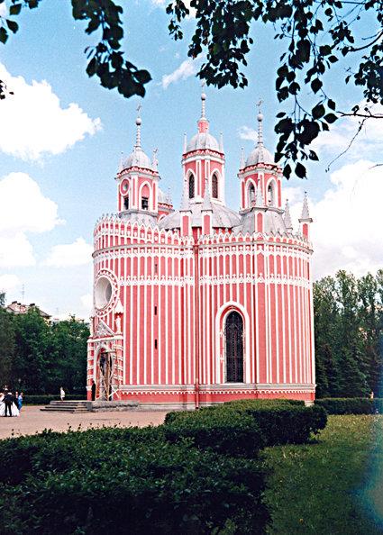 Чесменская Церковь Рождества святого Иоанна Предтечи - Валерий Подорожный