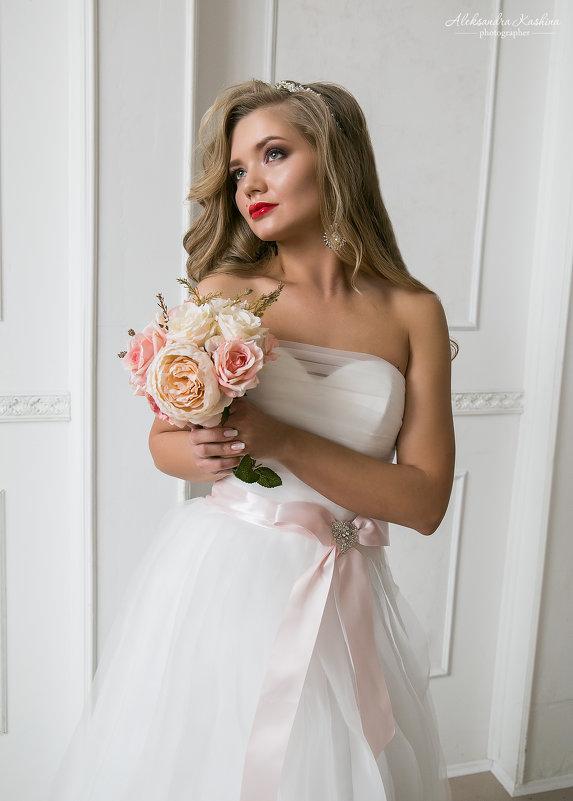 невеста - Александра Кашина