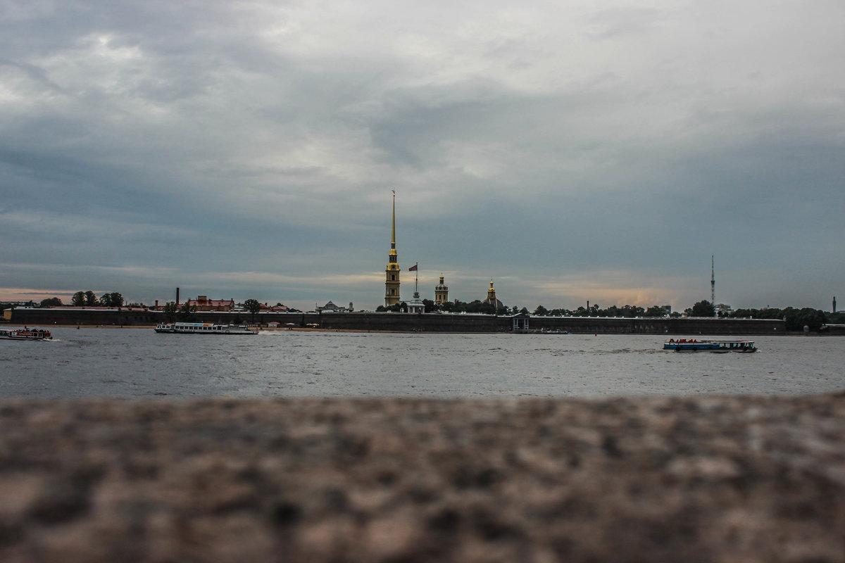 Петропавловская крепость - Алена Сизова