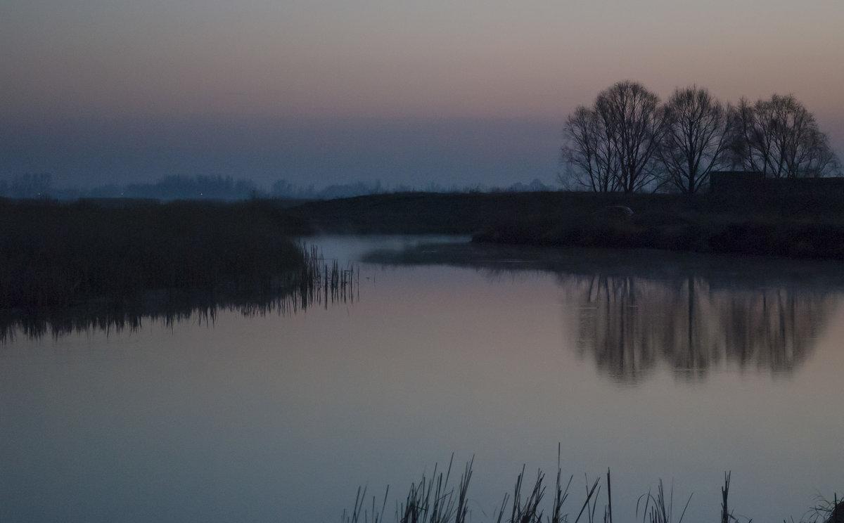 перед рассветом - Олег