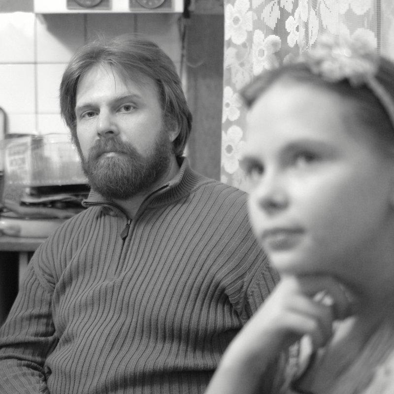 Отец - Любовь Константиновна