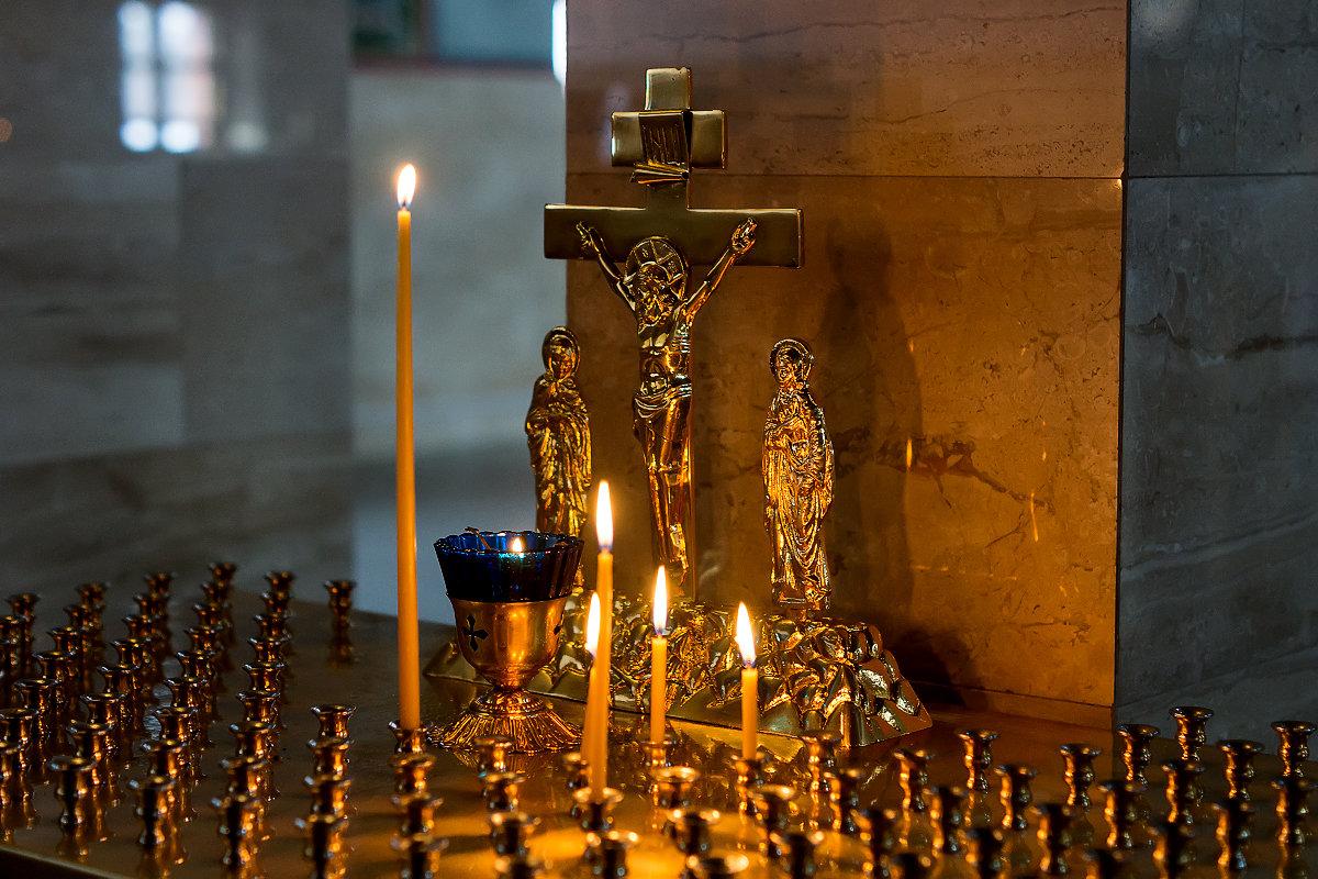 храм воскресения христова - лина сергеева