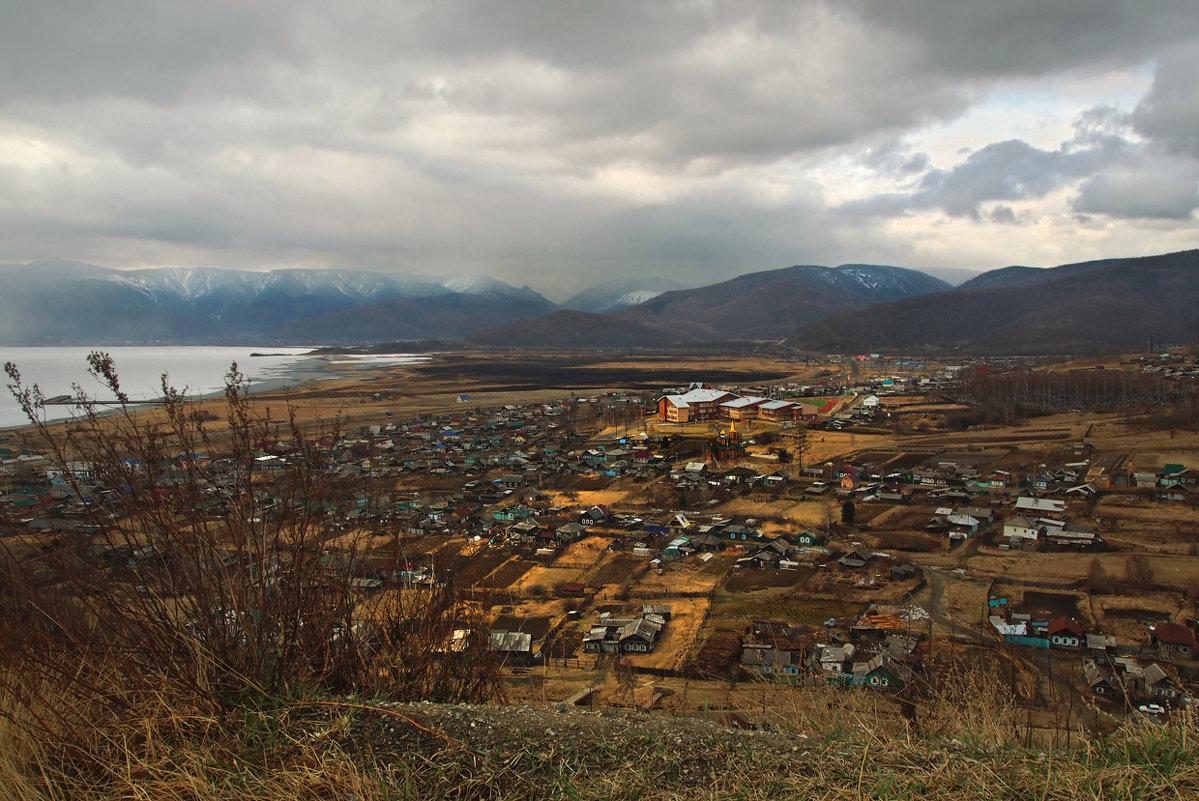 По дороге в Байкальск на горнолыжку... - Александр Попов