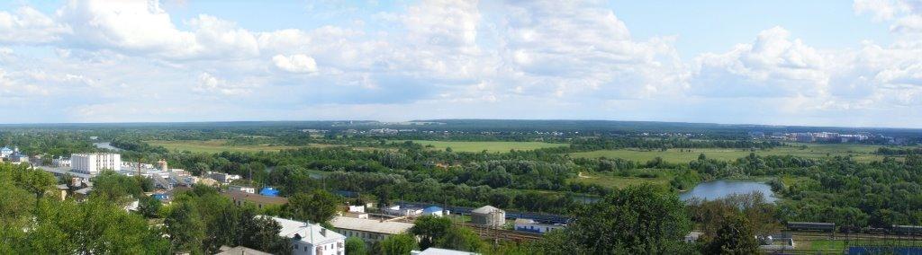 Панорама - Анна Воробьева