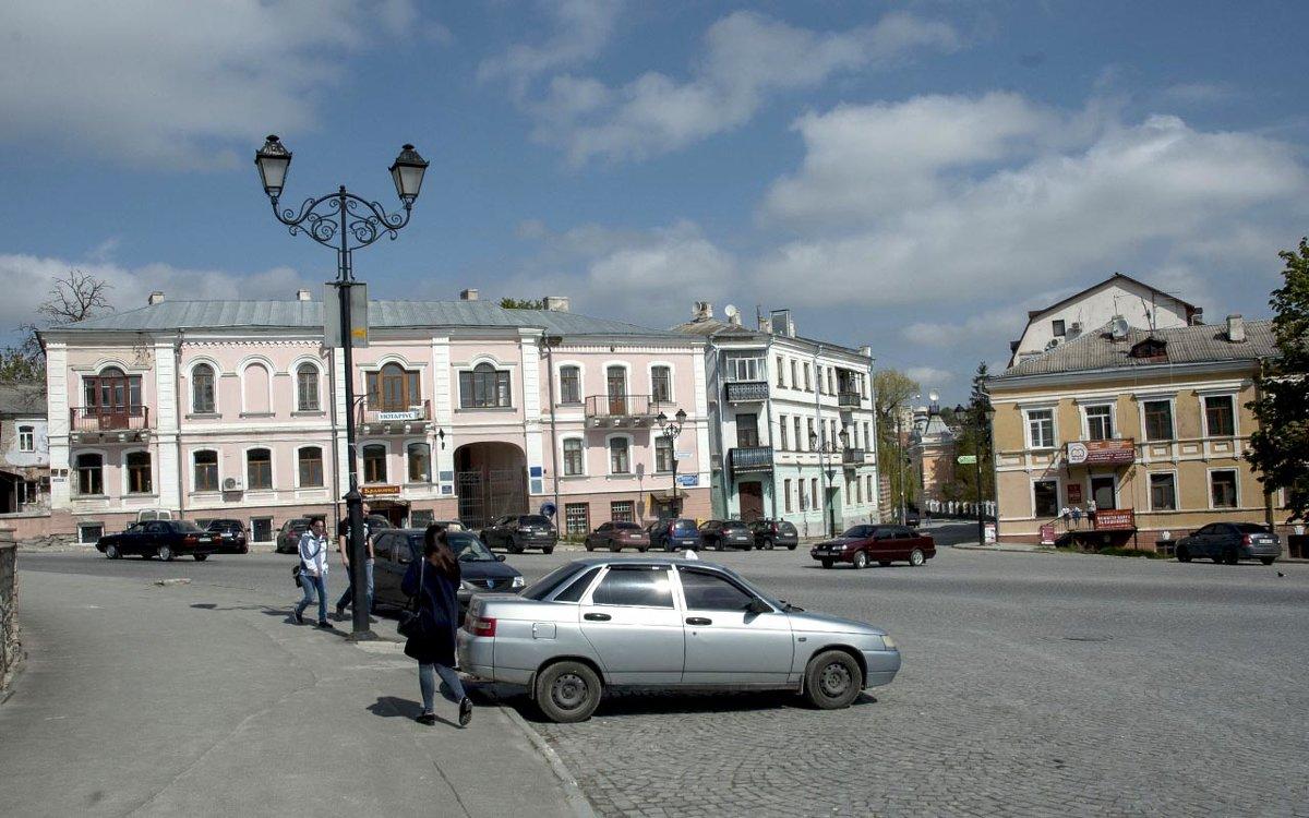 Улицы Старого города. - Николай Сидаш
