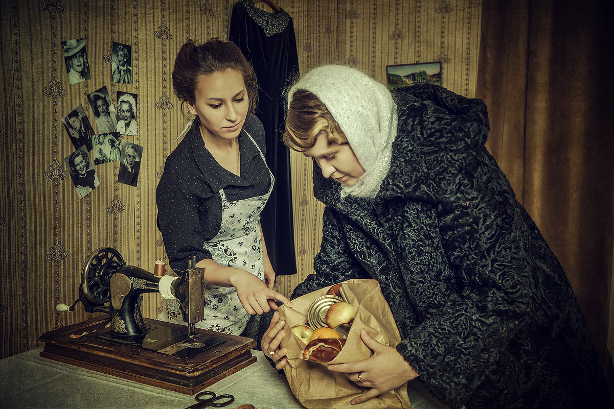 Модистка 4 - Олег Обухов