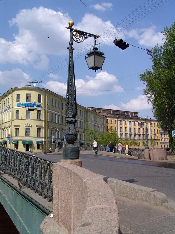Фонари Санкт-Петербурга - Валерий Подорожный