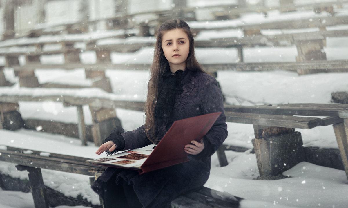 My warm February - Viktoriya Vik