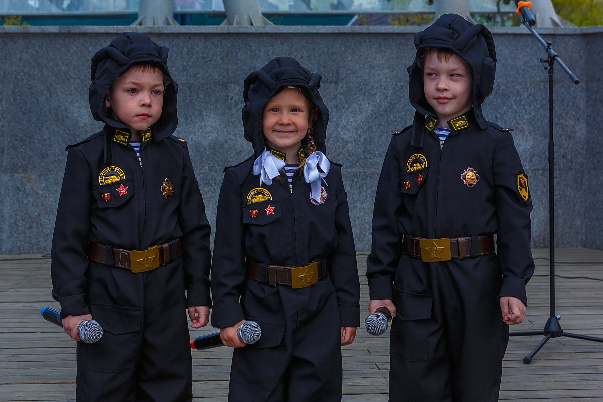 Три танкиста - Абрис
